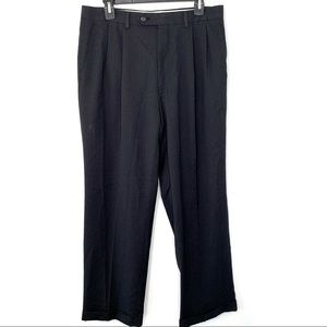 RALPH RALPH LAUREN Men's Cuffed Dress Pants 33x30